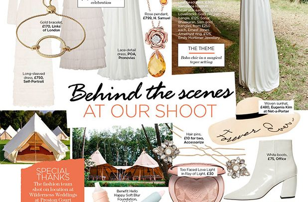 Wilderness Weddings Boho